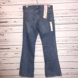 NWT Old Navy the flirt mid rise flare jeans